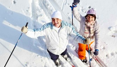 single wintersport voor 55 plussers