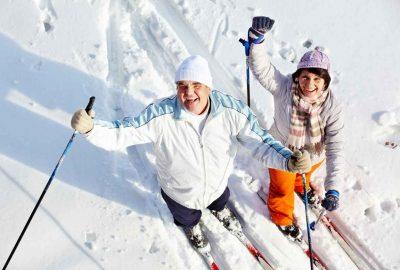 single wintersport voor 55 plussers