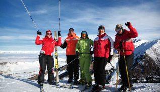 traditionele ski foto singles wintersport